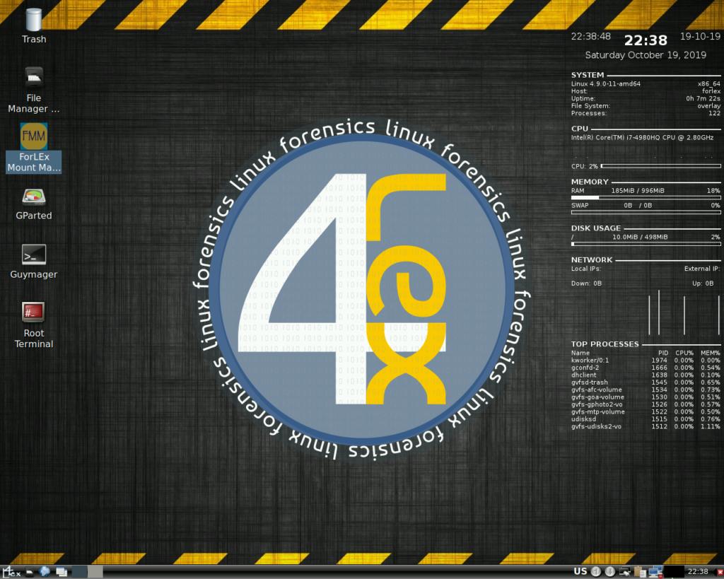 Desktop Forlex 3.0.0